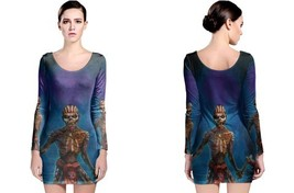 eddie poster Long Sleeve Bodycon Dress - $24.99+
