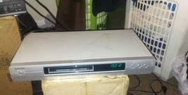 Philips DVD615 Silver DVD Player *No Remote*  100% Tested 100% Working F... - $35.00