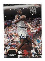 1992-93 Topps Stadium Club Shaquille O'Neal Rookie Card #247 - $4.95