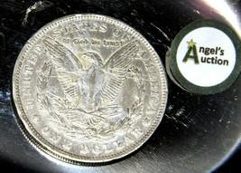 1892 P Morgan Silver Dollar AA19-CND6052 image 2