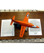 CHUCK YEAGER SPEED OF SOUND ACE PILOT X-1 ROCKET RESEARCH JET SIGNED AUT... - $494.99
