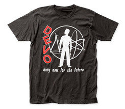 Devo-Duty Now For The Future-X-Large Black T-shirt - $21.28