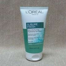 L`OREAL Paris Sublime Fresh Skin Perfecting Purifying Gel Wash 5.07 oz - $19.99