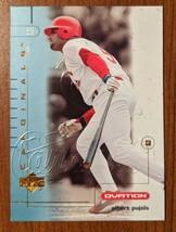 Albert Pujols St. Louis Cardinals 2002 Upper Deck Ovation #35 - Fast Shi... - $1.97