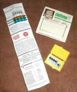 CLINITEMP II - safe thermometer for babies & toddlers - easy to use & read - $2.96