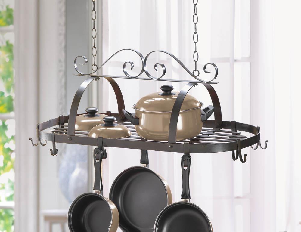 Hanging pot holder