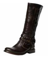 Women's Bed Stu Selina Tiesta Di Moro Dip Dye Boots NIB Sz 6 - $123.84