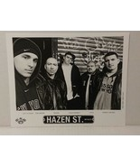 "HAZEN ST. - PROMO PICTURE - RARE - 8"" X 10"" + STICKERS - FREE SHIPPING - $28.05"
