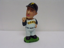 ORIGINAL Vintage 2000 Bill Mazeroski Pittsburgh Pirates SGA Bobblehead 3... - $55.88