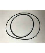*NEW 2 Replacement BELT SET* For Keystone L-951 16MM Projector - $12.86