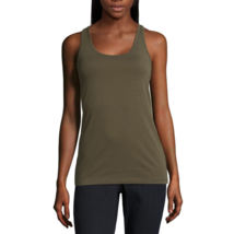 a.n.a. Women's Pull Over Tank Top Rich Avocado XXL New  - $11.87