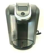 Keurig K500 Coffee Maker Machine Single Serve 2.0 Brewing System Platinu... - $72.99