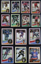 1984-85 Topps Hockey Cards Complete Your Set Pick From List - $0.99+