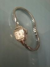 Vintage~ Benrus Ladies Watch 10k RGP Bezel - $8.90