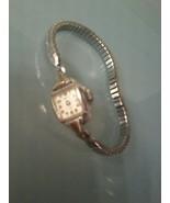 Vintage~ Benrus Ladies Watch 10k RGP Bezel - $6.92