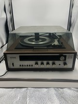 Vintage GTE Sylvania MS2720 Record Player - $98.99