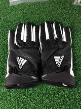 Team Issued Baltimore Ravens Adidas adiZero 5.0 Xl Football Gloves - $24.99