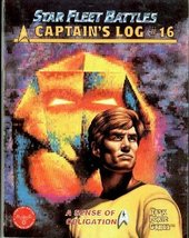 Star Fleet Battles; Captain's Log (Star Fleet Battles Captain's Log, #16... - $8.95