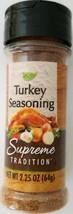 Culinary Herbs, Turkey Seasoning 2.25 oz Flip- Top Shaker - $2.96