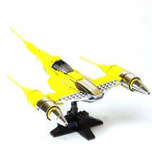 Lepin 05060 Naboo Starfighter Star Plan Series retired block set (187pcs) - $24.00