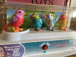 Digibirds Musical Birds 4 Bird Choir Sings Over 20 Songs Motion Activate... - $83.45