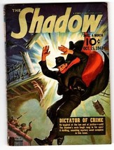 Shadow 1941 Oct 15- Street And SMITH-RARE Pulp Magazine - $200.06