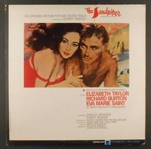 Sandpiper Original Motion Picture Soundtrack Record LP Mercury MG21032 MONO - $4.94