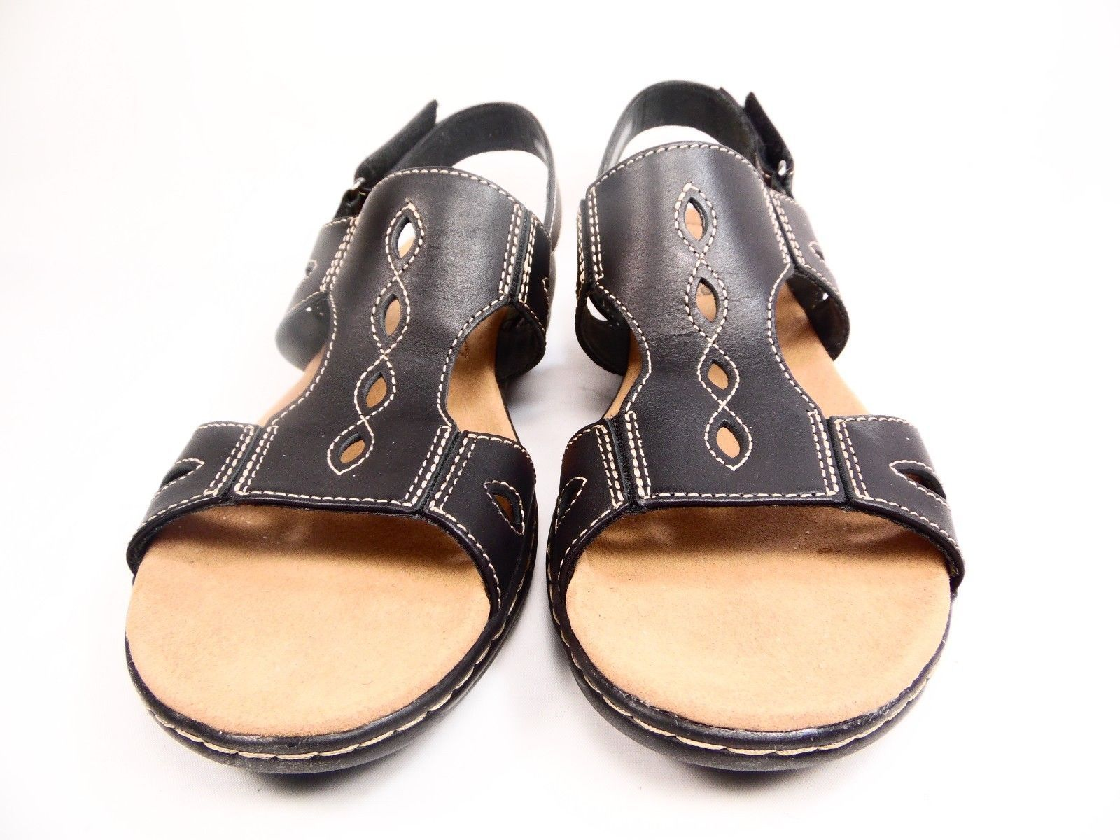 98c67f4d158 Clarks Leisa Lakelyn Leather Womens Sandal and 50 similar items. S l1600