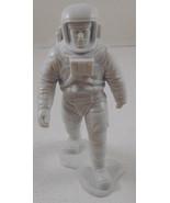 """Vintage Marx Toys Astronaut Walk Moon 5.5"""" Tall White Plastic 1970 Louis... - $12.99"""