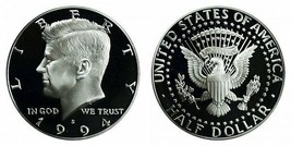 1994 S Proof Kennedy Half Dollar CP2033 - $4.75