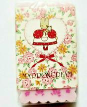 marron Cream Eraser SANRIO 1993' Cute Goods Rare Retro Old Pink - $22.10