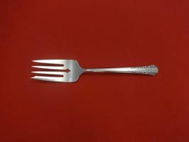 "Ballad by Hallmark Sterling Silver Cold Meat Fork 8 1/8"" Serving - $89.00"