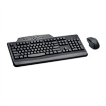 Kensington Keyboard K72408USA ProFit Keyboard  Mouse Wireless Media Desk... - $73.98
