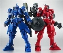 Nuovo Robot Spiritssidems Vayeate&mercurisus Actionfigure Bandai Tamashii - $208.07