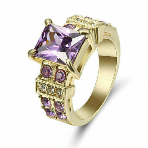 << RING FOR THE LADIES SERIES  **SIZE 8.0** >>  WE COMBINE SHIPPING  - $5.75