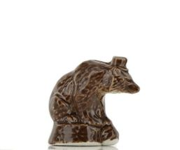 Wade Whimsies Porcelain Miniature Circus Bear image 3