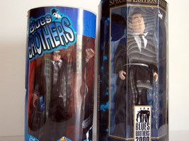 Blue Brothers Jake and John Goodman as Mack Dolls.  New in Box - $32.66