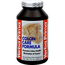 Yerba Prima Colon Care Formula - 12 oz - $19.25