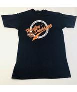 Harley Davidson Motorcycles Denton County TX Size Medium T-shirt 1903-20... - $14.80