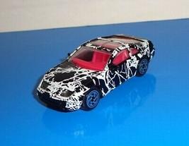 Matchbox 1 Loose Vehicle Nissan 300 ZX Black w/ White Splash - $4.00