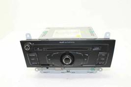 Audio Equipment Radio Station Wgn Receiver AM-FM-6 Disc Fits 09 AUDI A4 514362 - $191.07