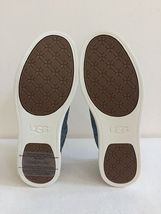 UGG KARINE CHUNKY GLITTER BLUE MULTI LACE UP SNEAKERS US 7 / EU 38 / UK 5.5 NIB image 5