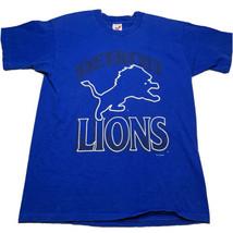 Vintage 90s Artex Mens XL Detroit Lions Single Stitch Graphic T Shirt US... - $34.58