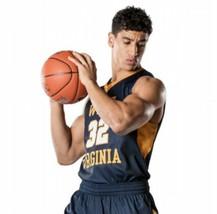 New Nike West Virginia Mountaineers Elite Posterize Basketball Jersey Me... - $40.84