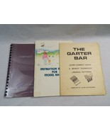 Preowned Vintage Knitting Machine and Knitting Accessory Manuals - $22.90