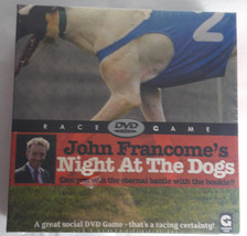 John Francome's DVD Game Night at The DOGS XMAS PARTY FUN - $17.87
