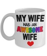 My Wife Has An Awesome Wife Mug - Gift For Wife - Awesome Wife Coffee Mu... - €13,19 EUR