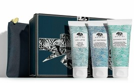 Origins Workout Partners Set Shower Off  Hit Refresh Leg Lifts all are 3... - $45.53