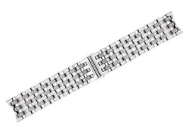 Stainless steel Strap Watchband for Tissot Bridgeport T045407 T097407 T0... - $98.01