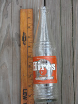 HIRES 12oz Root Beer Bottle VINTAGE Charles E Hires Philadelphia PA ~ SH... - $19.99